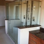 "3/8"" Frameless Door"
