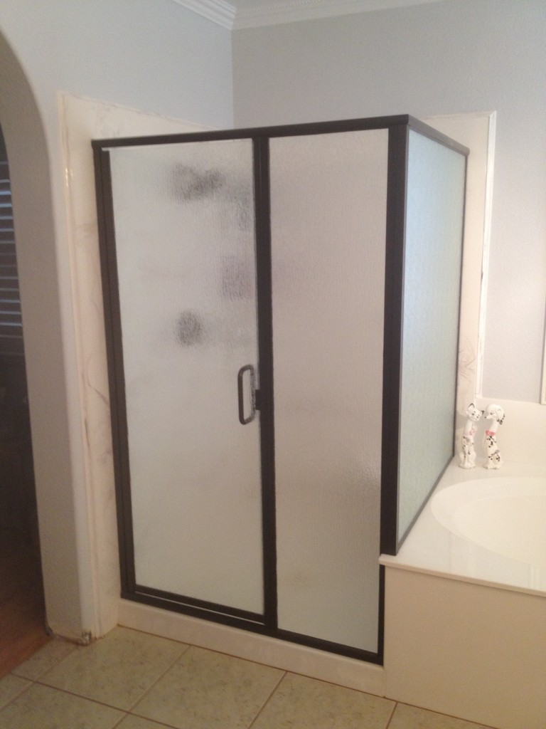 Semi Frameless Shower Doors Www Imgkid Com The Image
